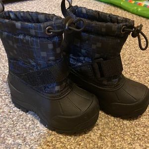 Northside Baby/Toddler boots size 5 - like new!!